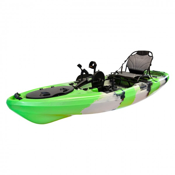 Pedal Fish Kayak 10'